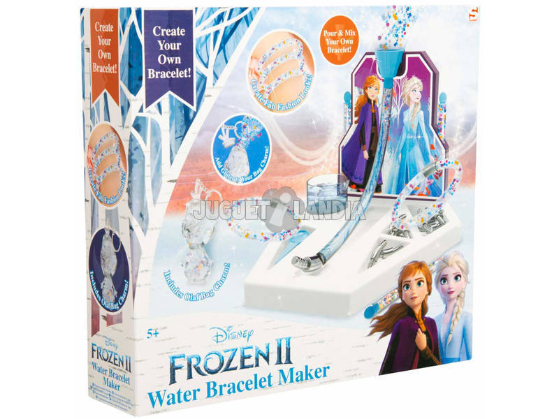 Frozen II Usine de Bracelets d'Eau Valuvic DFR2-4801