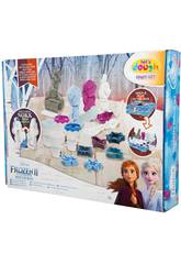 Frozen II Set de Plastilina Ultimate Box Valuvic DFR2-4785