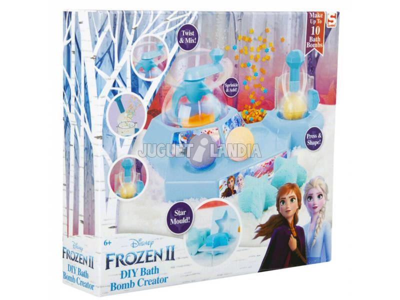 Frozen II Créez Vos Bombes de Bain Valuvic DFR2-2162