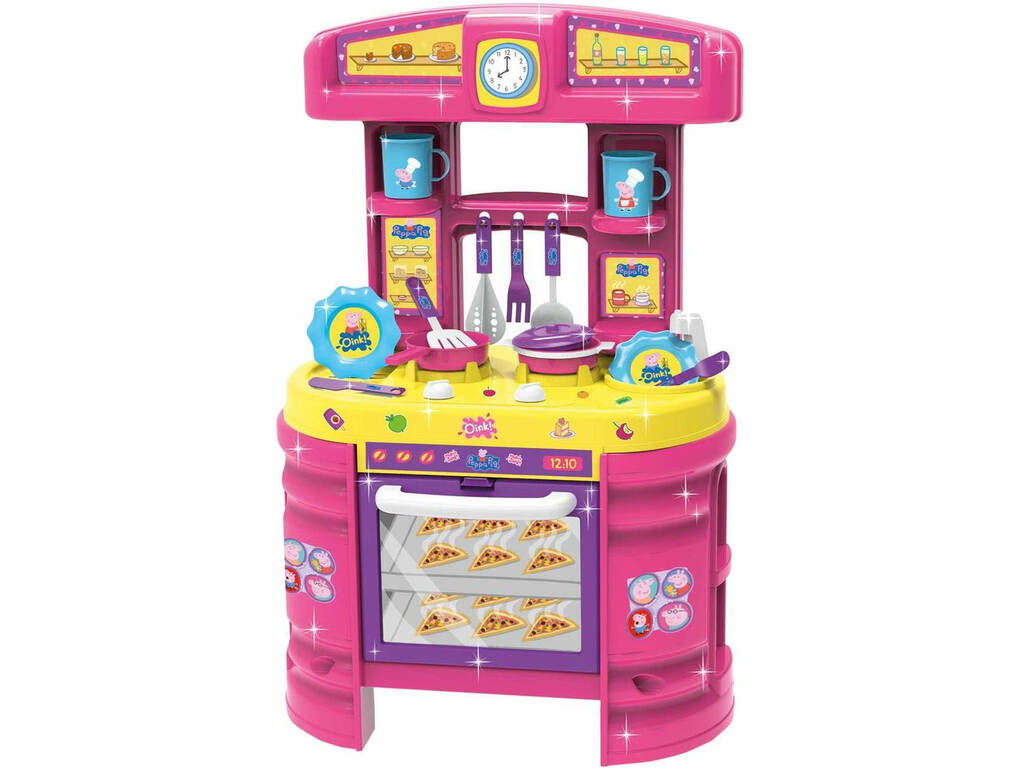 Peppa Pig Grande Cuisine Valuvic B-8101
