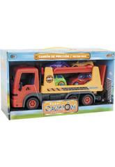 Camion pour Enfants avec 4 voitures