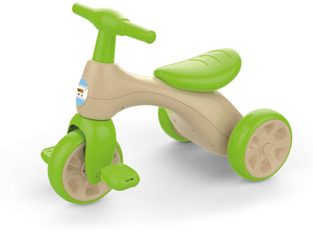 Tricycle Vert Pédales