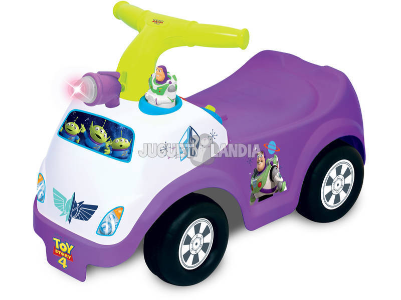 Cavalcabile Attività Toy Story 4 con luce e suoni Kiddieland 50146
