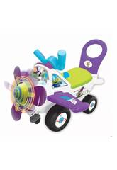 Toy Story 4 Andarilho Avião com Luz, Som e Música Kiddieland 58859