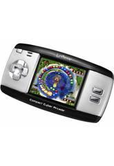 Consola Cyber Arcade Compacta 250 Juegos Lexibook JL2375