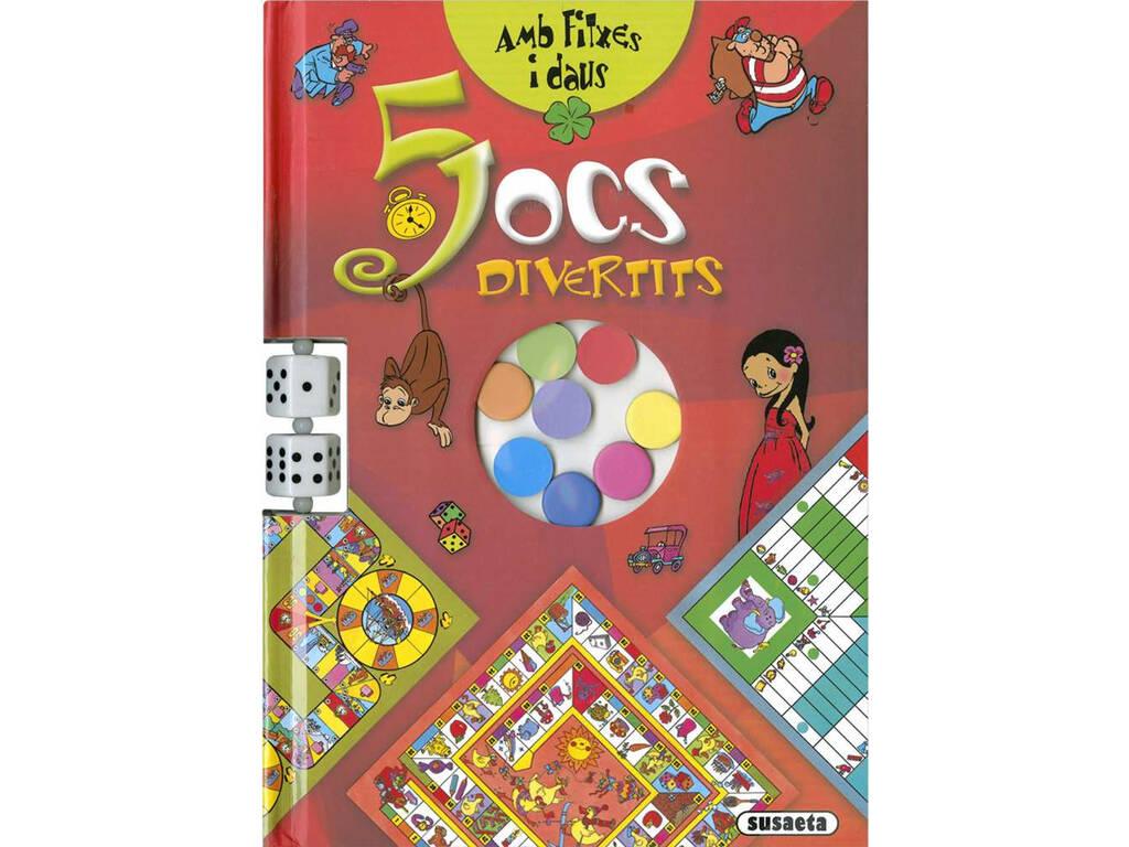 5 Jocs Divertits Susaeta S8069