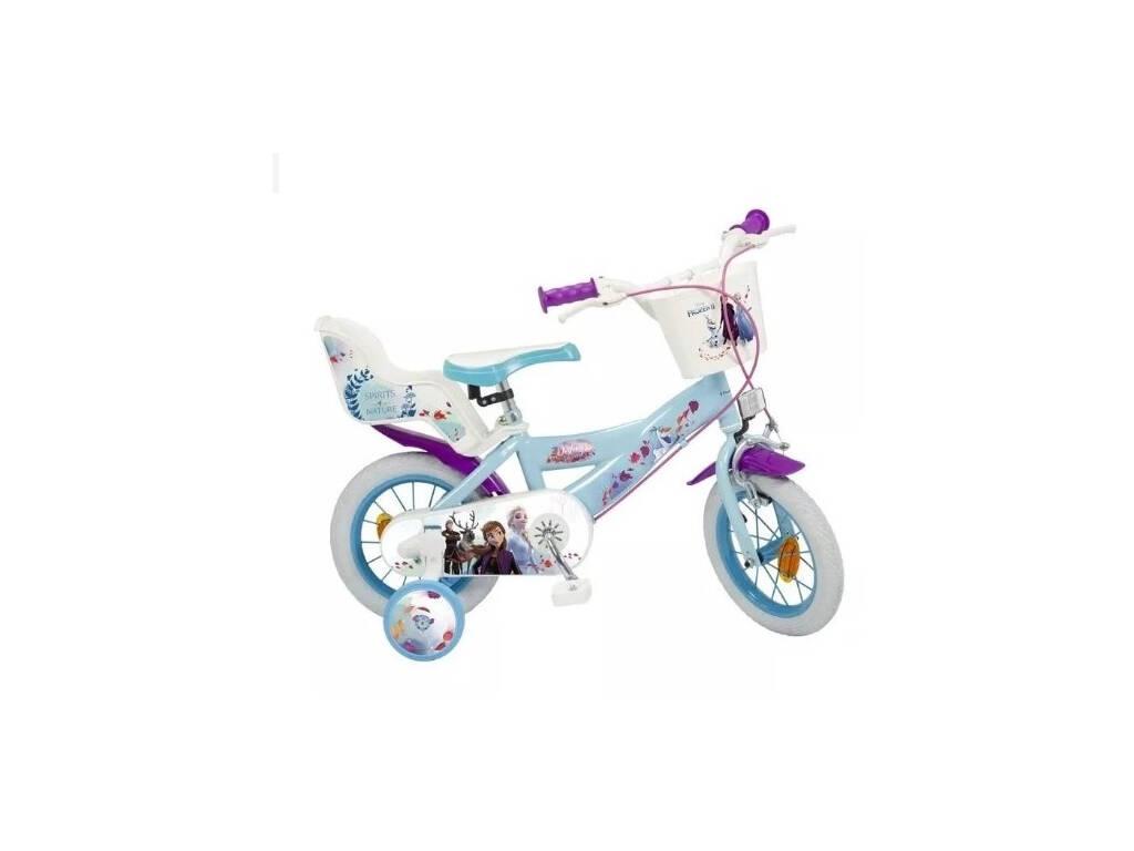 Bicicleta Frozen 2 12 Toimsa 692