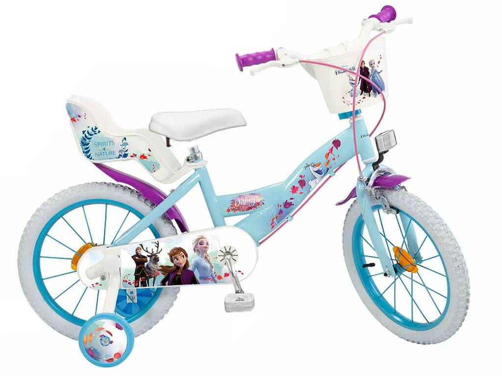 Vélo La Reine des Neiges 2 16 Toimsa 696