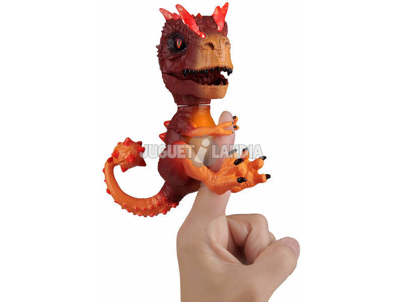 Fingerlings Untamed Radioactive Dinos T-Rex WowWee 3976