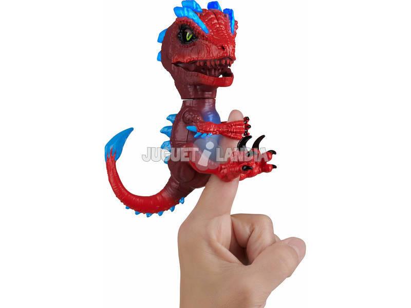 Fingerlings Untamed Radiocative Dinos Raptor WowWee 3977