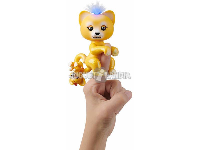 Fingerlings Baby Lion Sammy WowWee 3526