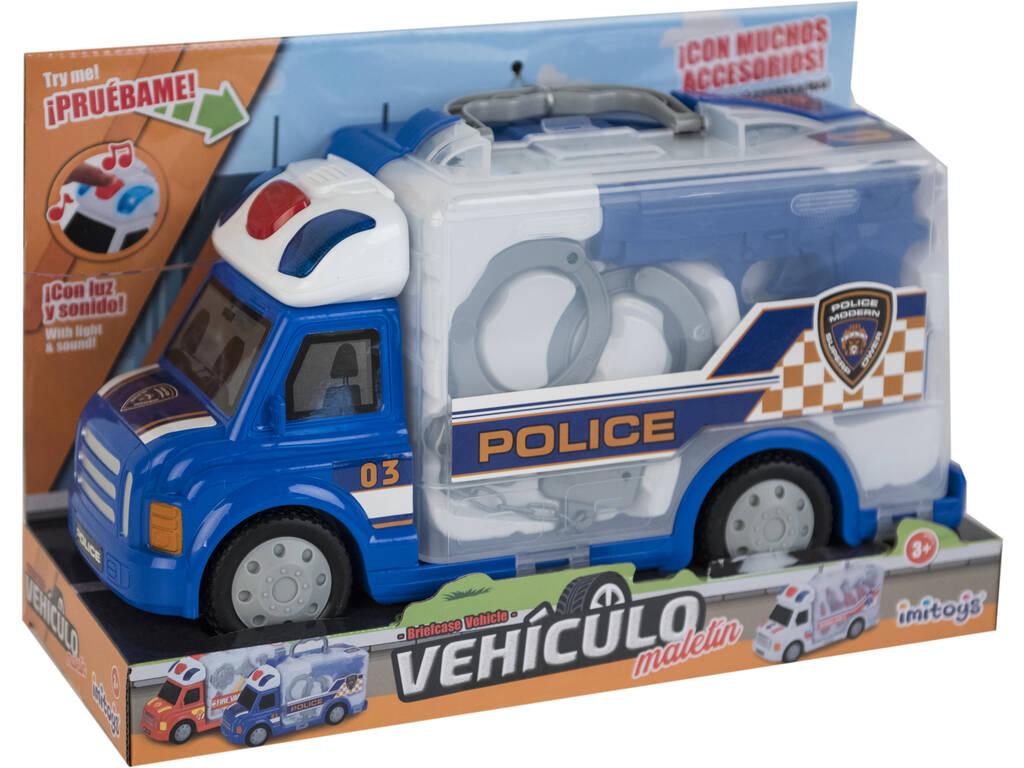 Valigetta Camion della Polizia