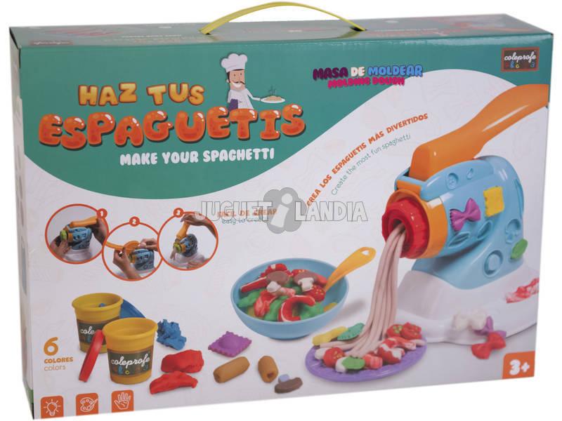Manualità Modella Fai i Tuoi Spaghetti