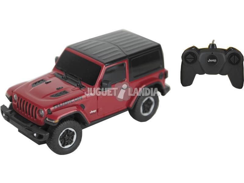 Télécommande 1:24 Jeep Wrangler