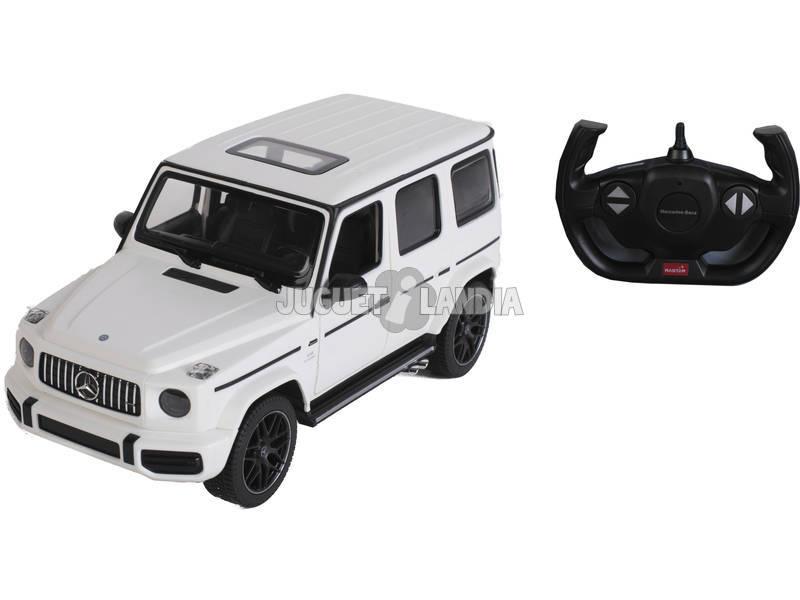 Coche Radio Control 1:14 Mercedes Benz G63 Teledirigido