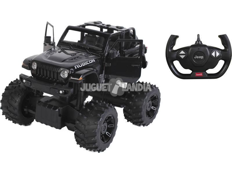 Auto Radiocomandata 1:14 Jeep Wrangler Rubicon