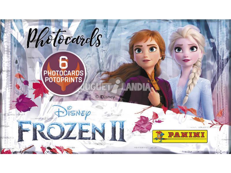 Frozen II Enveloppes Fotocards Panini 8018190004694