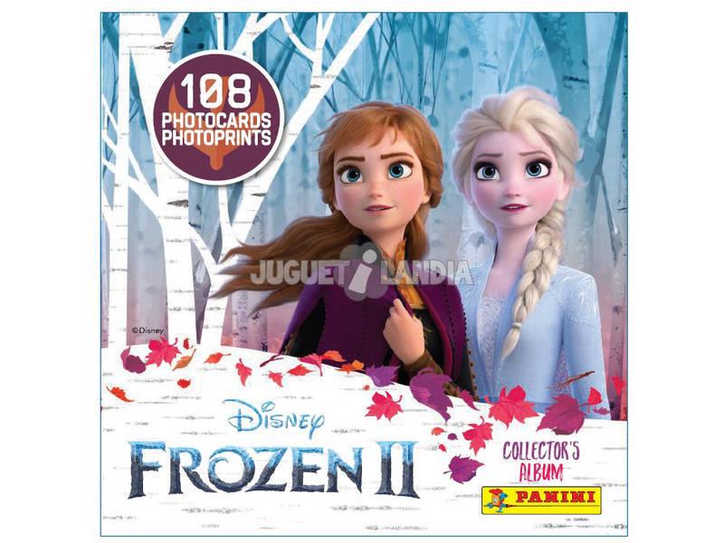 Frozen II Archivador Panini 8018190004717