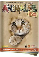 Animali 2019 Album Panini 8018190000672