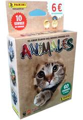 Animales 2019 Blister 10 Sobres Panini 9788427871618