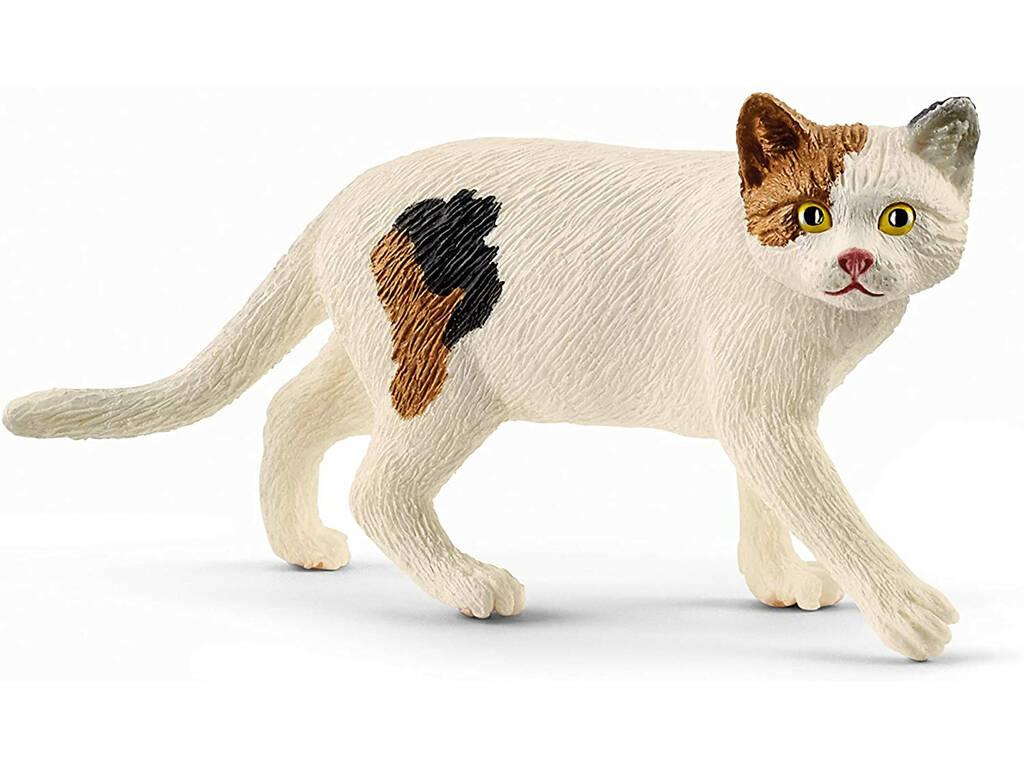 Gato Americano de Pelo Corto Schleich 13894