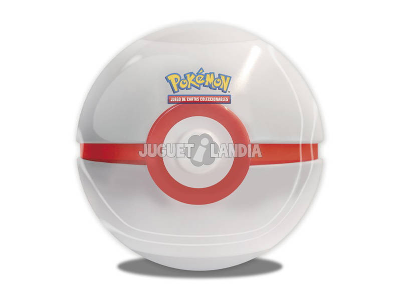 Pokémon Boîte Pokéball Bandai PC50058