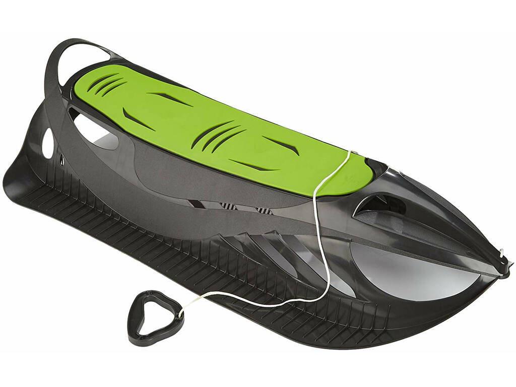 Traîneau Sledge Neon Grip Mystic Vert Plastkon 4110415087