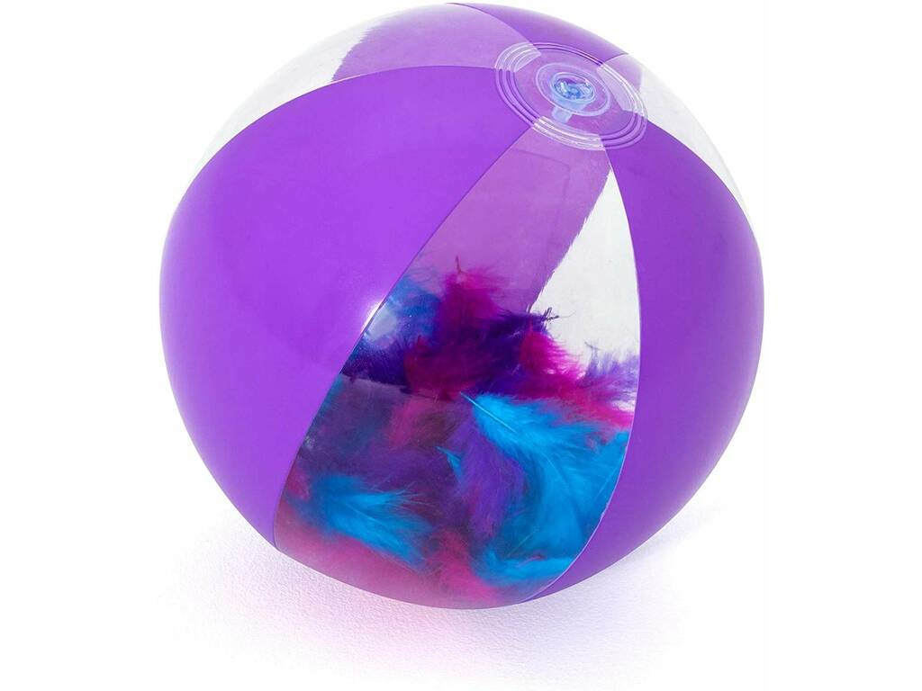 Ballon Gonflable 41 cm. Plumes Flirty Bestway 31051