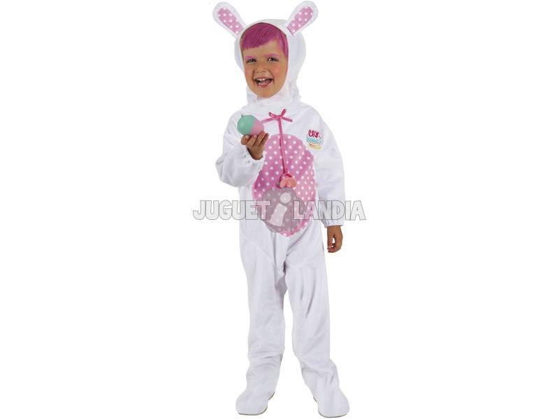 Costume Coney Bunny Bébés Pleureurs Taille S Rubies S8640-S