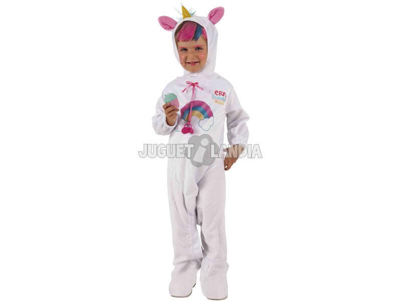 Costume Licorne Dreamy Bébé Pleureurs Taille S Rubies S8641-S