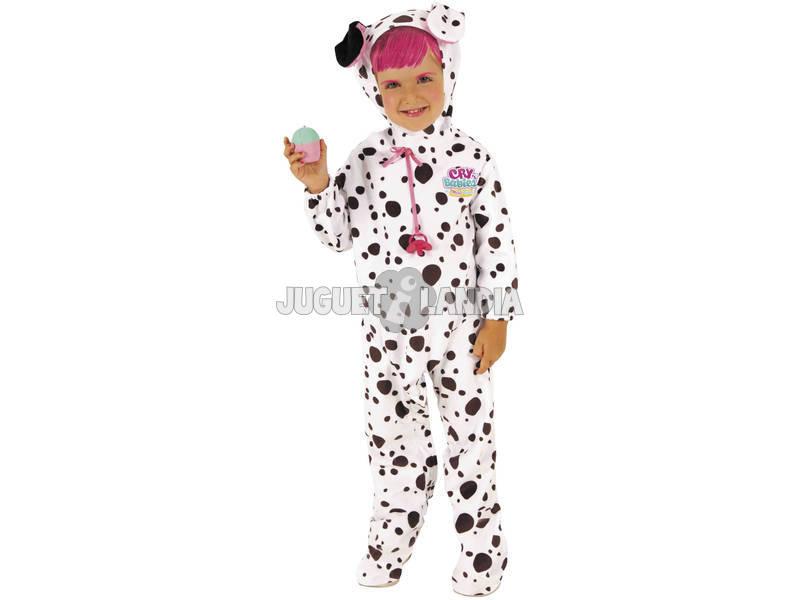 Costume Dotty Dálmata Bébés Pleureurs Taille S Rubies S8643-S