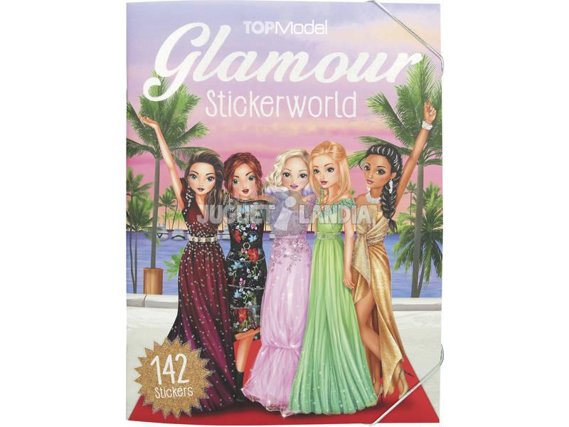 TopModel Glamour Stickerworld 10845