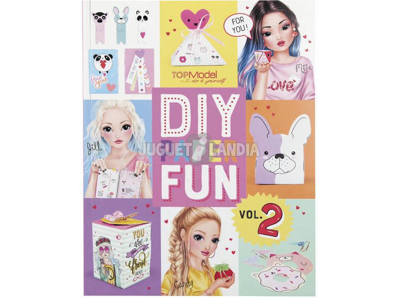 TopModel Paper Fun Book 10956