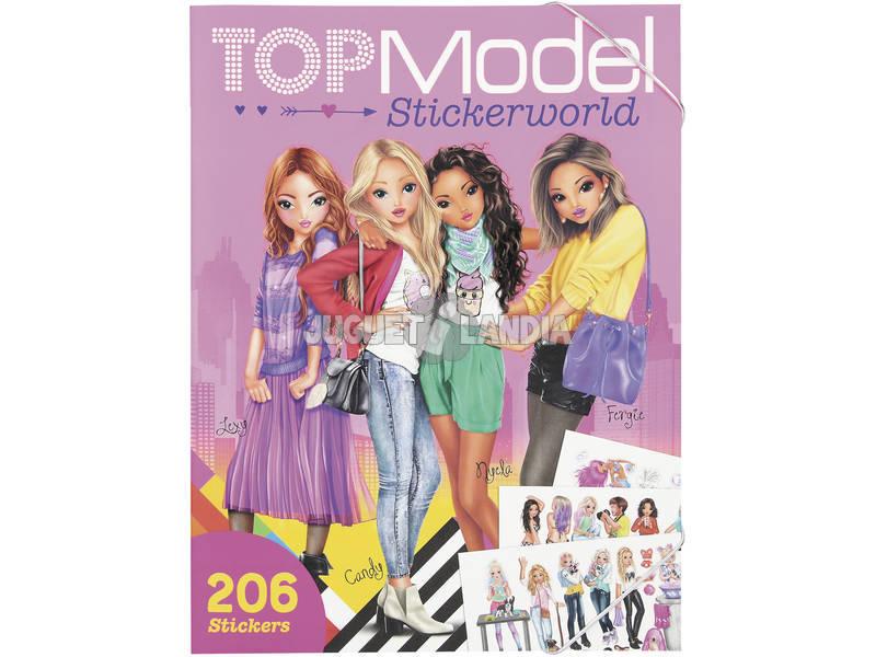 TopModel Stickerworld 10958