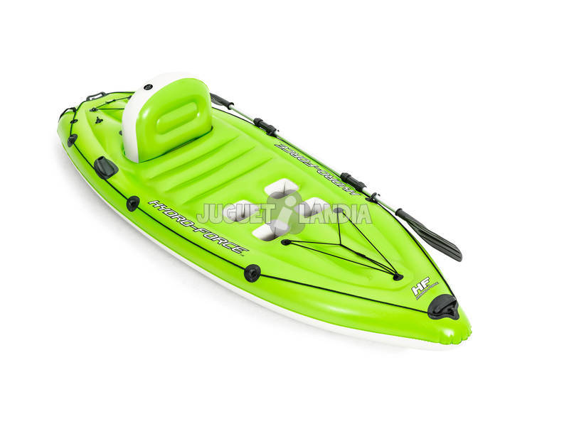 Kayak Gonflable Hydro-Force Koracle Fishing 270x100 cm. Bestway 65097
