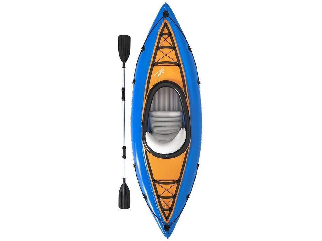 Kayak Gonflable Hydro-Force Cove Champion 275x81 cm. Bestway 65115