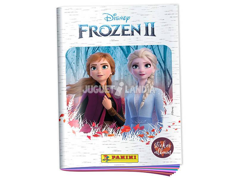 Frozen 2 Álbum Cromos Panini 003735AES