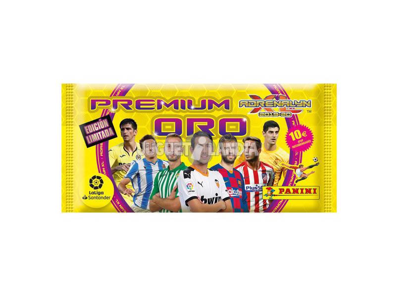 Adrenalyn Sobres Premium Oro Edición Limitada 2019-2020 Panini