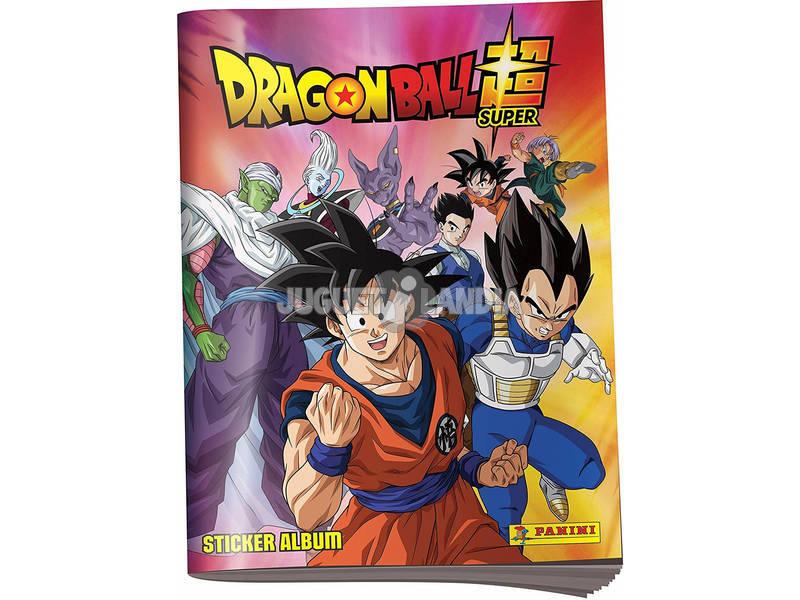 Dragon Ball Super Album Cartes Panini