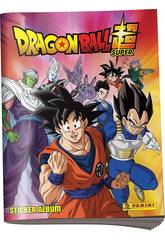 Dragon Ball Super Álbum Cromos Panini