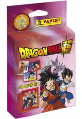 Dragon Ball Super Ecoblister 10 Enveloppes Panini