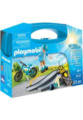 Playmobil Mallette Sports Extrêmes 9107