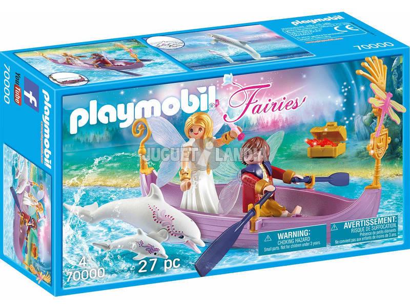 Playmobil Bateau de Fée 70000