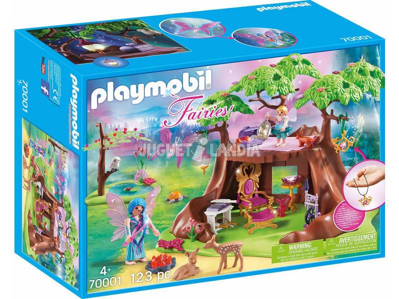 Playmobil Casa de Hadas en el Bosque 70001