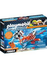 Playmobil Spyteam Ala Submarina 70004