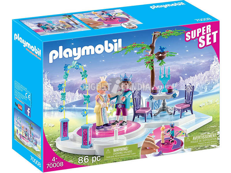 Playmobil Superset Baile Real 70008