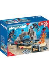 Playmobil Superset Unité de Plongée 70011