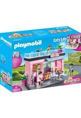 Playmobil Mi Cafetería 70015
