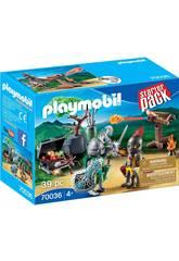 Playmobil Starter Pack Battaglia del Tesoro 70036