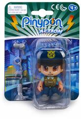 Pinypon Action Policía Squad Boss Famosa 700015589